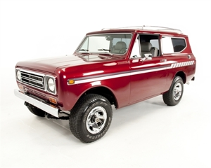 Picture of 1977 Scout II RestoMod