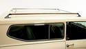 Picture of Luggage Rack Woodgrain Decal