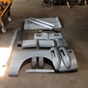 Picture for category Sheetmetal parts