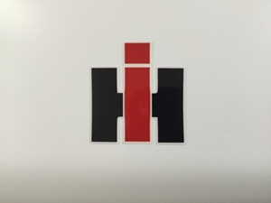 Picture of 1970's style IH decal