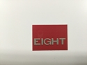 Picture of EIGHT decal insert
