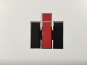 Picture of IH fender Emblem Eliminator